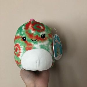 """NWT 5"""" Winifred the Chameleon Squishmallow"""